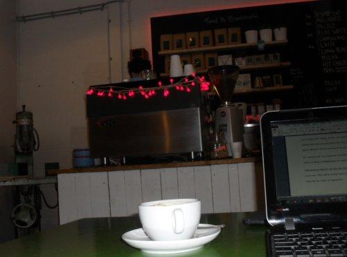 7. Wood Street Coffee, Blackhorse Road Industrial Zone