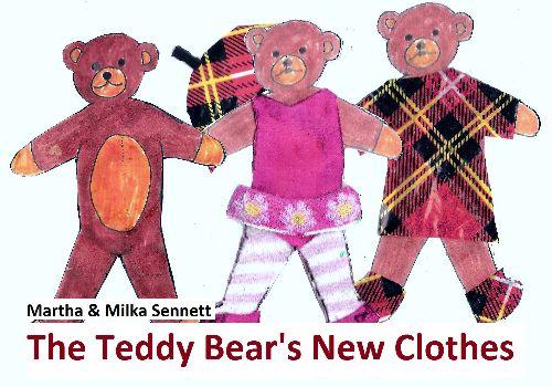 teddy bear 1 page0