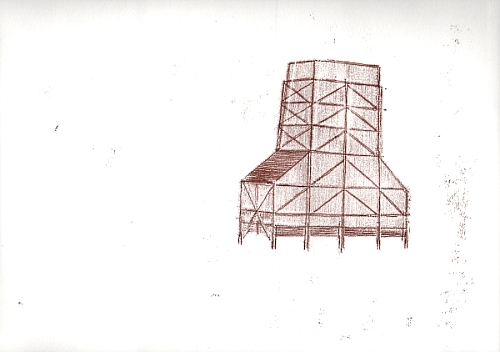'WOODEN TOWER'