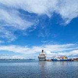 Artimus Docked in Apia Western Samoa
