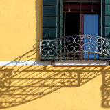 Balcony and Shadows