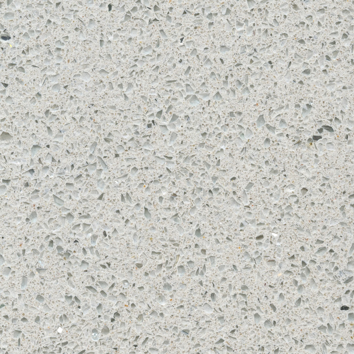 Silestone Stellar Blanco - 20mm & 30mm - Polished finish