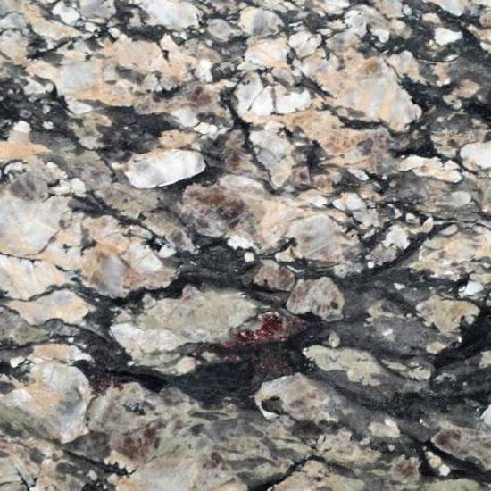 Coral Gold granite Beltrami - 20mm & 30mm - Polished finish
