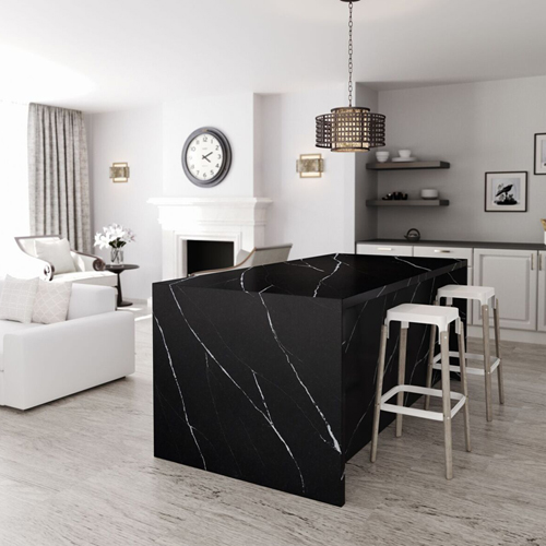 Silestone Eternal Marquina Kitchen Surfaces