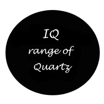 IQ Quartz button