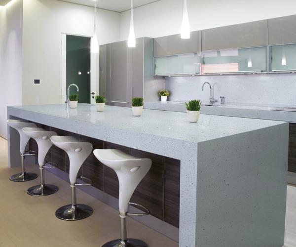 CRL Quartz Reflection Quartz Kitchen Worktops