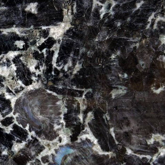 Volga Blue granite - Size 30mm - Polished finish