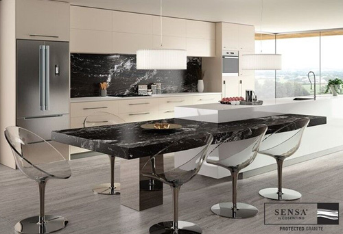 Black Beauty Sensa Granite