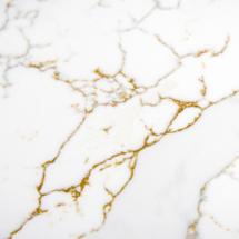 Calacatta Gold IQ quartz - Sizes 20mm & 30mm - Polished finish