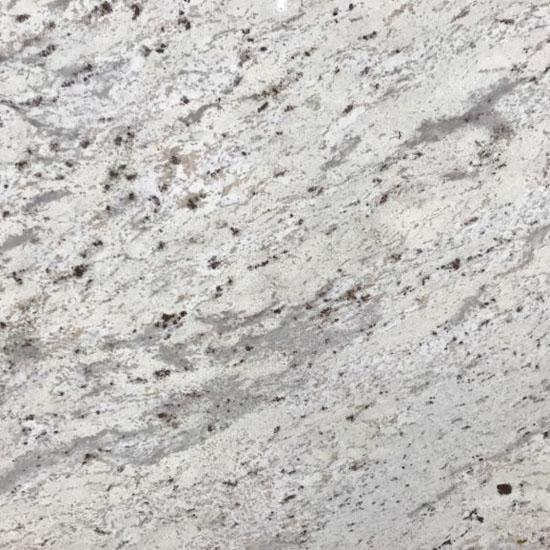 Andromeda White granite Beltrami - 30mm - Polished finish