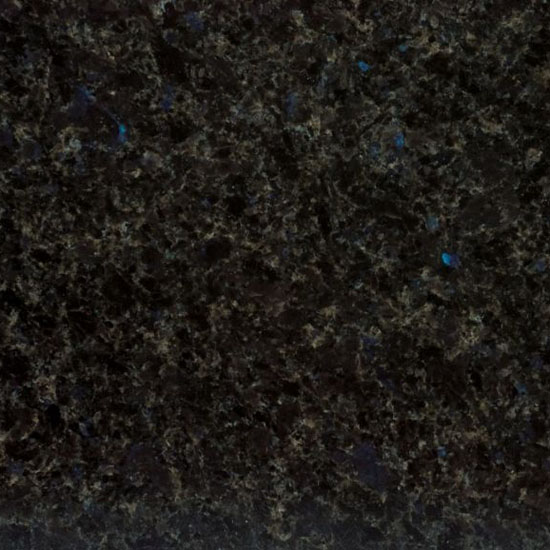 Angola Blue (Blues In The Night) granite - 20mm & 30mm - Polished