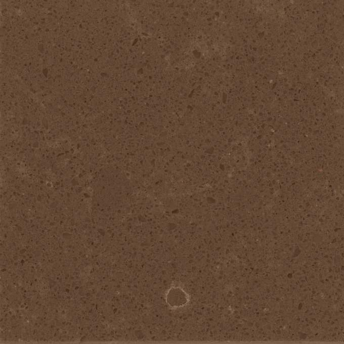Jura Brown Unistone Quartz - 20mm & 30mm - Polished finish