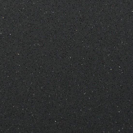 Negro Tebas IQ quartz - Sizes 20mm & 30mm - Polished finish