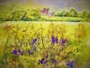 Summer at Framlingham Castle SOLD