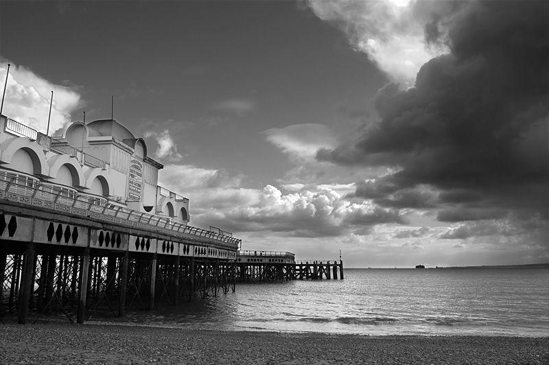Southsea pier, Hampshire