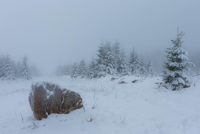 Mist over Grimsdalen