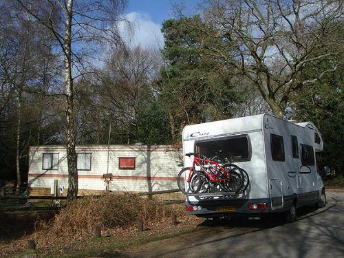 Mobile home and caravan