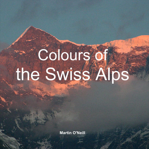 Colours of the Swiss Alps