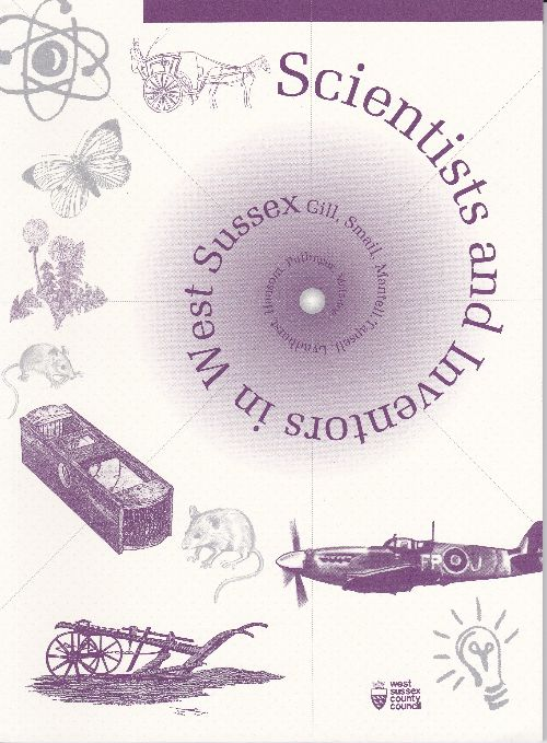 Scientists and Inventors in West Sussex book