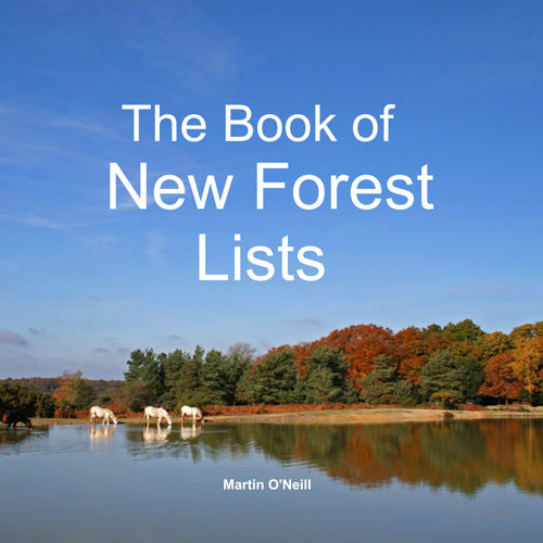 The Book of New Forest Lists
