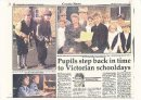 West Sussex Gazette newspaper feature 2