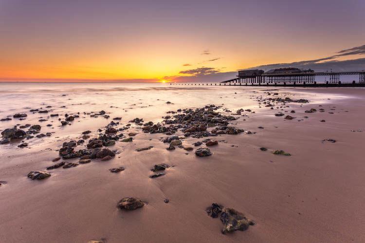 Cromer Solstice Sunrise 2019