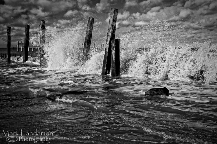 Sea Defences at Happisburgh