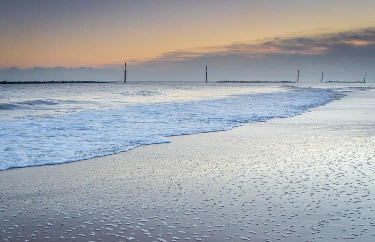 Sea Palling Dawn