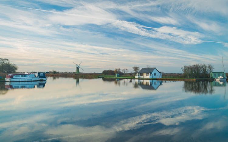 Reflections at Thurne