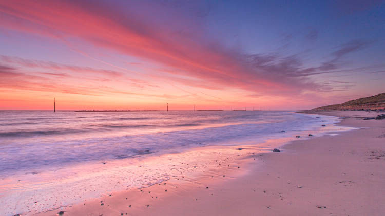 Sea Palling Sunrise