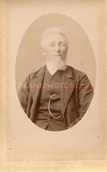 John Abraham Dorey