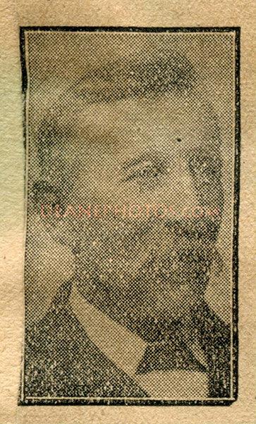 John Ernest Dorey obit
