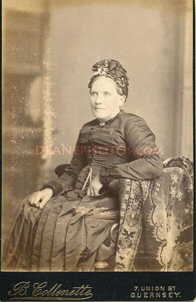 Rachel (LeConte) Dorey 1826-1902