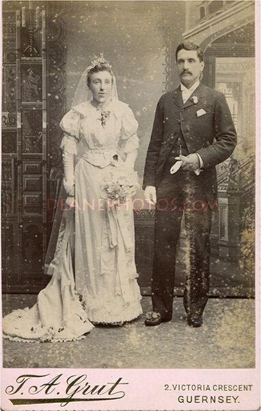 Lavinia & Dolphus Lee wedding