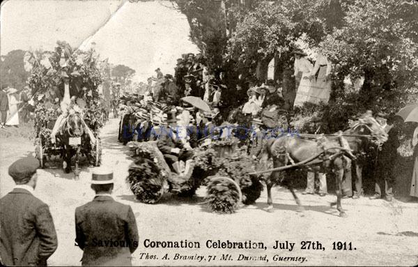 1911-27th-St-Saviour's-Coronation-Celebration