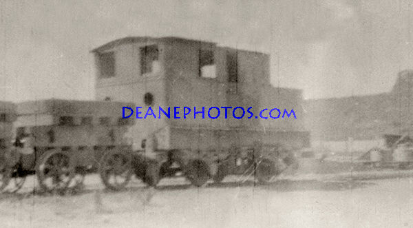 Train & Wagon in 1949