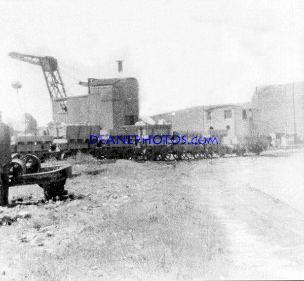 Crane Etc in 1949
