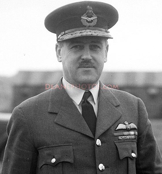 RAF Air Vice Marshall Trafford Leigh Mallory zoom
