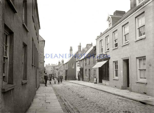Upper High Street St Anne's Alderney