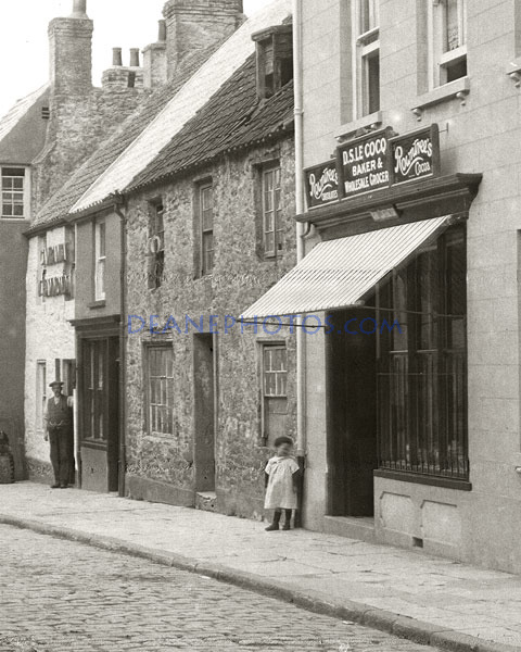 Le Cocq's Shop in the High Street Alderney