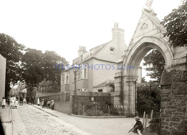 Upper Victoria Street St Anne Alderney