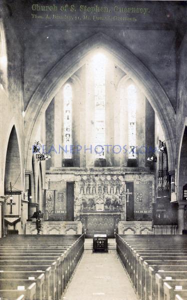 Church of St Stephen Guernsey