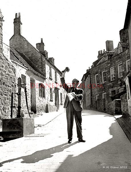 Town Crier -- Burgess