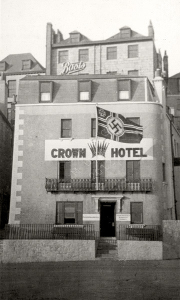 Crown Hotel St Peter Port 1941