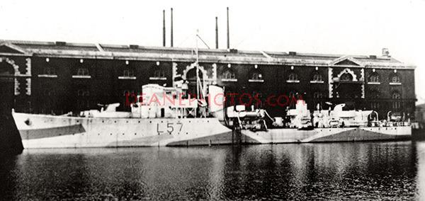 HMS Limbourne