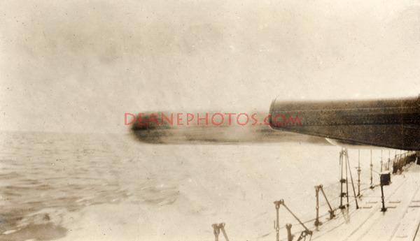 'Torpedo Off' on HMS Mischief - 1919