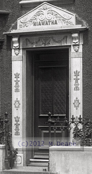Hiawatha's Doorway