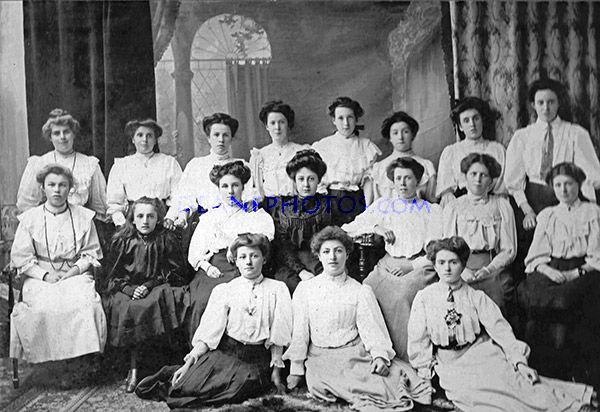 18 Ladies