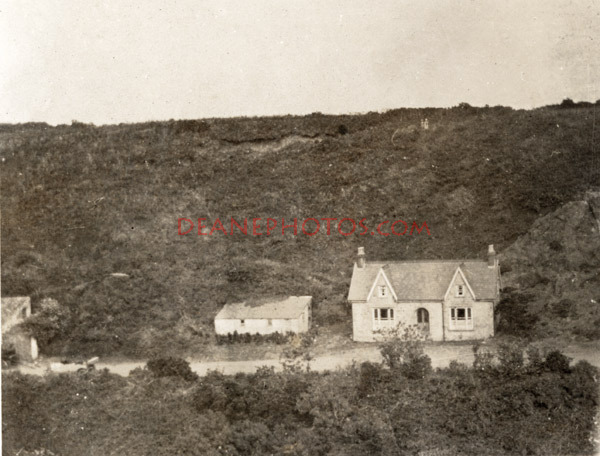 Le Gouffre in the 1920's