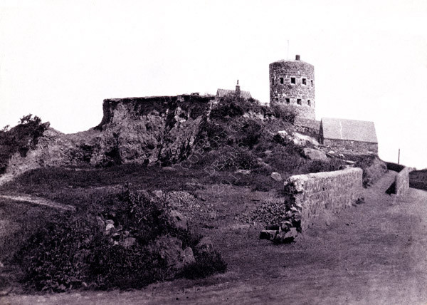 Guernsey Loophole Tower No. 1
